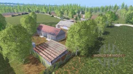 Warminska Village para Farming Simulator 2015