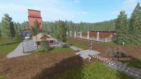 Norwegian wood para Farming Simulator 2017
