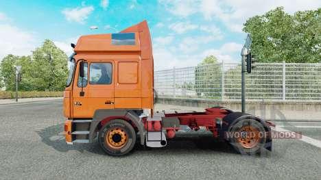 MAN F2000 19.414 FLS para Euro Truck Simulator 2