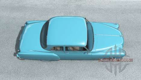 Burnside Special coupe para BeamNG Drive
