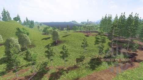 Dones Del Cáucaso para Farming Simulator 2017