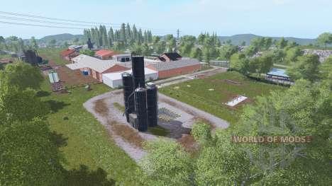 New Hagenstedt para Farming Simulator 2017