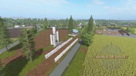 Germantown para Farming Simulator 2017