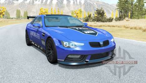 ETK K-Series racing para BeamNG Drive