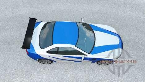 ETK K-Series Fugitive para BeamNG Drive