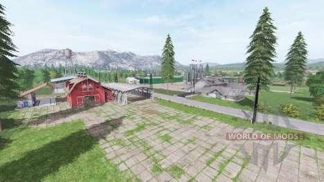 Canadian Agriculture para Farming Simulator 2017