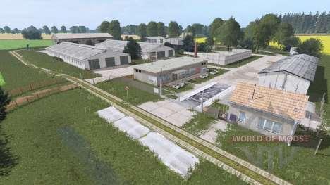 The Bantikow para Farming Simulator 2017