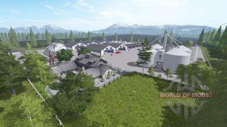 Cherry Hills para Farming Simulator 2017