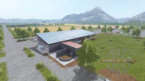 Flatwood Acres para Farming Simulator 2017