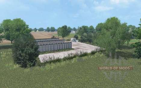 Bantikow para Farming Simulator 2015