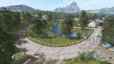 The Old Stream Farm para Farming Simulator 2017
