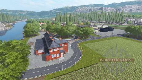 El kyffhäuser para Farming Simulator 2017