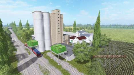 Huvenhoops Integrale para Farming Simulator 2017