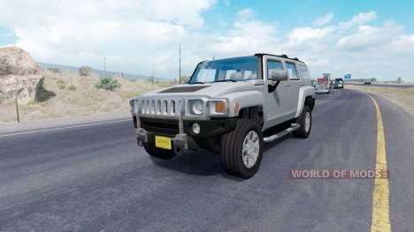 AI traffic para American Truck Simulator