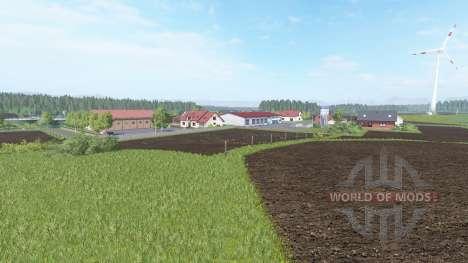 Franken para Farming Simulator 2017