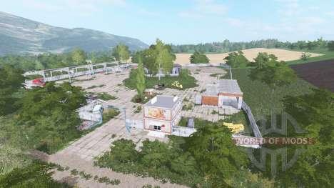 Petrovka para Farming Simulator 2017