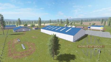 Lone Star para Farming Simulator 2017