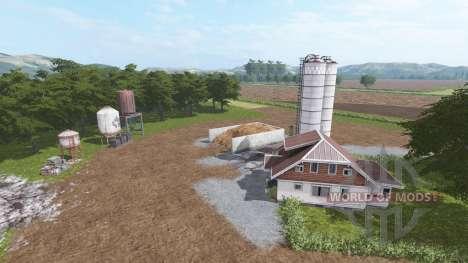 LillyVale Farm para Farming Simulator 2017