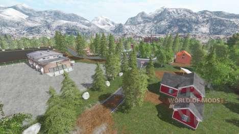 Legion of Forest para Farming Simulator 2017