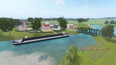 Mecklenburg-Vorpommern para Farming Simulator 2017