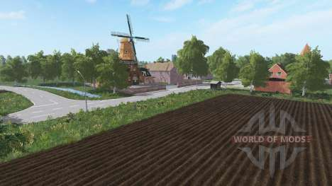 Kappeln para Farming Simulator 2017