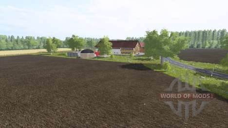 Hinterland para Farming Simulator 2017