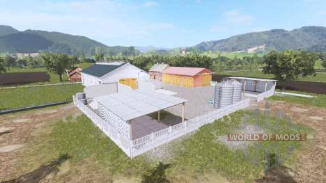 Mitusowo para Farming Simulator 2017