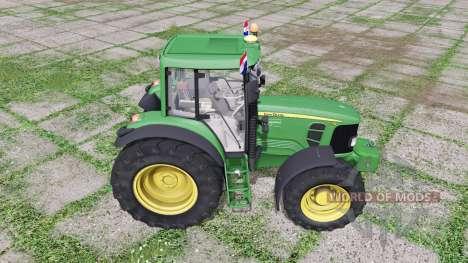 John Deere 7130 para Farming Simulator 2017