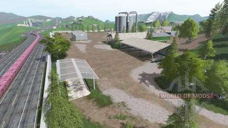 Iberians South Lands para Farming Simulator 2017