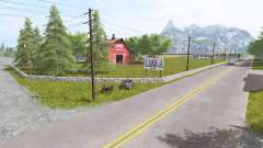 Woodmeadow Farm v1.1.2 para Farming Simulator 2017
