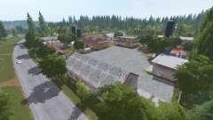 Hof Bergmann para Farming Simulator 2017