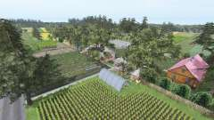 Srednia Wies v7.0 para Farming Simulator 2017