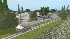 Mecklenburg-Vorpommern v2.2.1 para Farming Simulator 2017