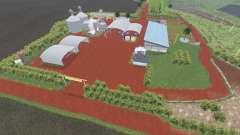 Fazenda Nova Fantinati para Farming Simulator 2017