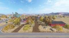 Corazón de estados unidos para Farming Simulator 2017