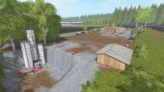 Pantano v2.0 para Farming Simulator 2017