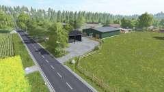 La Vogelsberg v1.1 para Farming Simulator 2017