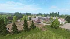 Dreistern Hof para Farming Simulator 2017