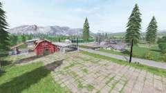 Canadian Agriculture v1.3 para Farming Simulator 2017