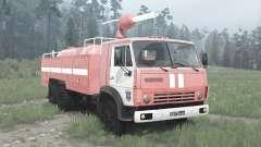 KamAZ 53212 AP-16 para MudRunner