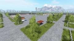 Flatwood Acres v2.1 para Farming Simulator 2017