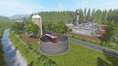 Woodshire v1.2 para Farming Simulator 2017