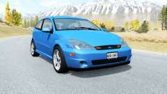 Ford Focus SVT (DBW) 2002 para BeamNG Drive