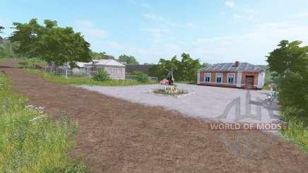Petrovka v1.2 para Farming Simulator 2017