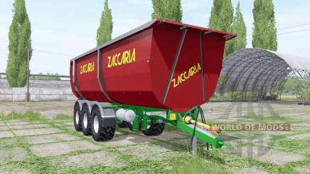 Zaccaria ZAM 200 DP8 Super Plus v1.3 para Farming Simulator 2017