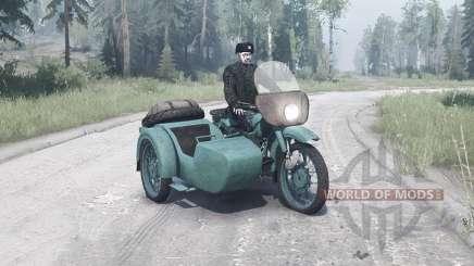 Ural M-62 para MudRunner