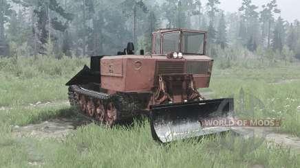 TDT-55 para MudRunner