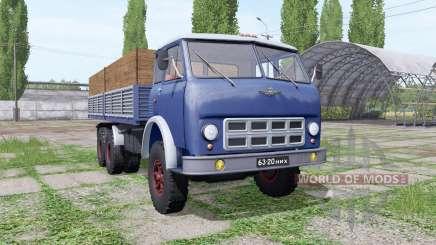 MAZ-514 1969 para Farming Simulator 2017