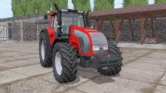 Valtra T163 red para Farming Simulator 2017