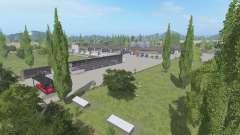 Plains and Simple v2.0 para Farming Simulator 2017
